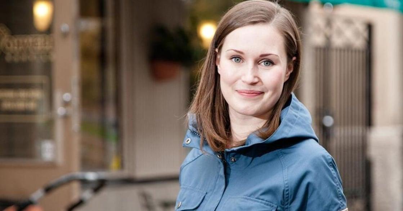 「我從沒想過自己的年紀與性別」芬蘭最年輕女總理上任
