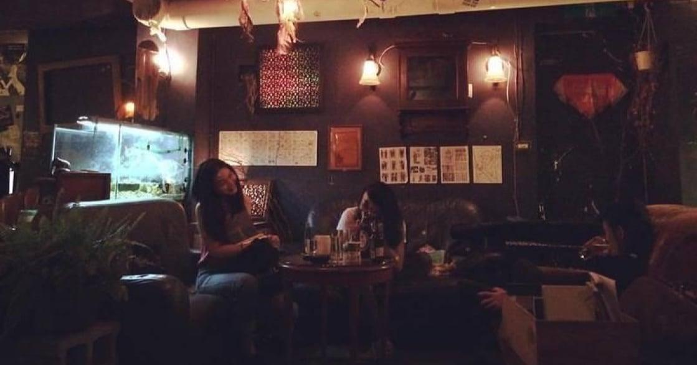 內行人才知道?台北四間超隱密酒吧,還需要通關密語