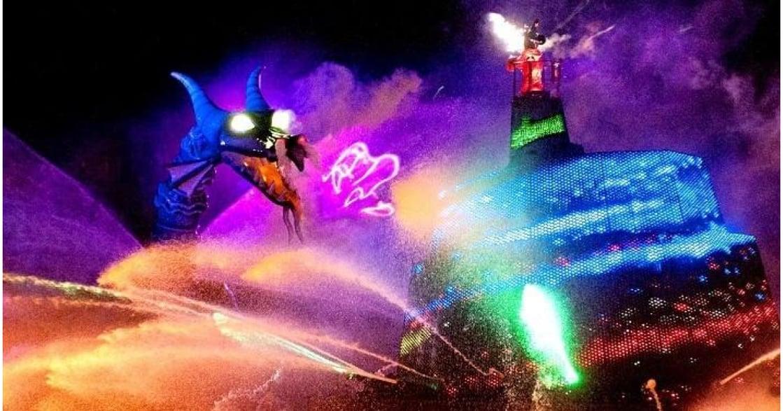 把握時間說再見!東京迪士尼夜間魔幻秀 2020 年 3 月結束