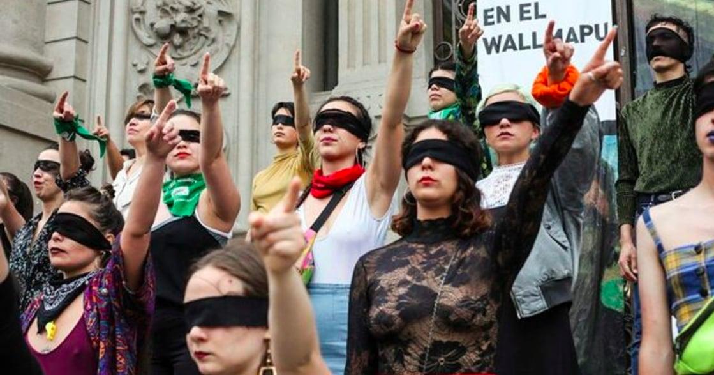 「我被侵犯,錯不在我」〈強暴犯就在你左右〉智利女權抗議歌,為什麼在全世界延燒?