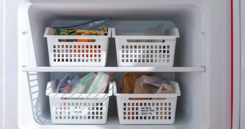 不小心,食物就放到壞掉?15 分鐘冰箱整理術
