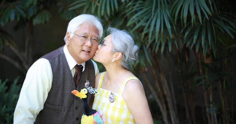 不想要老了,婚姻就變得枯燥:這對老年夫妻用迪士尼 Cosplay 談戀愛