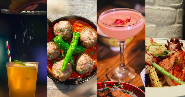專業吃貨認證!台北五間美食系酒吧,讓你微醺又吃的開心