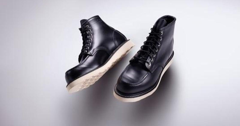 裏原宿與拓荒風的精湛合作「RED WING × fragment design」聯合推出新款工作靴