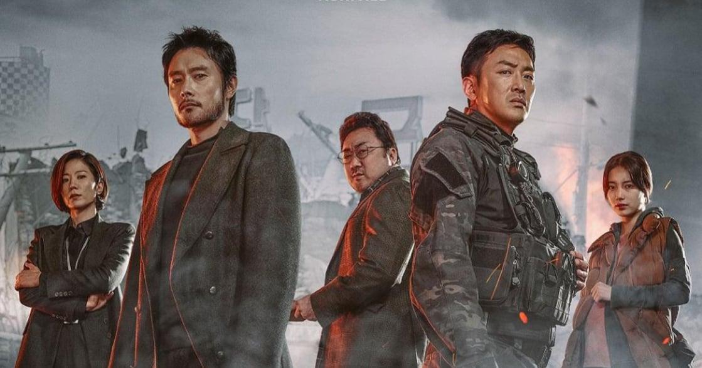 韓網友:「完勝加州大地震」《白頭山:半島浩劫》開創災難片全新格局