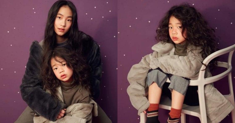 「時尚活在血液裡」小 S 女兒 Lily、許老三合體拍攝,時髦感爆發!