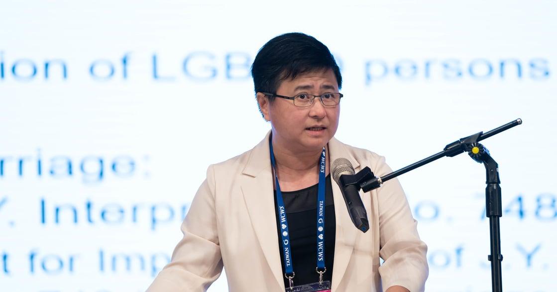 台灣同婚主要推手:許秀雯律師如何看待女性主義與多元性別
