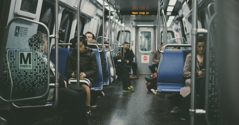 通勤就能搞定的六件小事,能提高效率,還能擁有好心情?