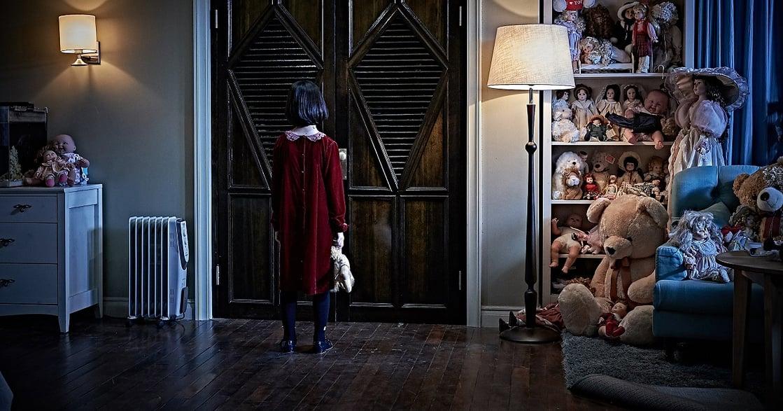 《白頭山:半島浩劫》製片團隊全新力作《陰櫥》:衣櫥後,是亡者的空間
