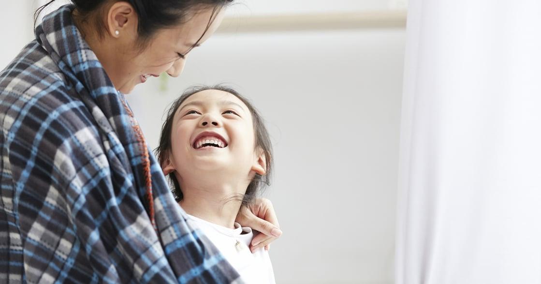 在我的生命裡,最沒成就感又最容易過勞的職務就是「母親」