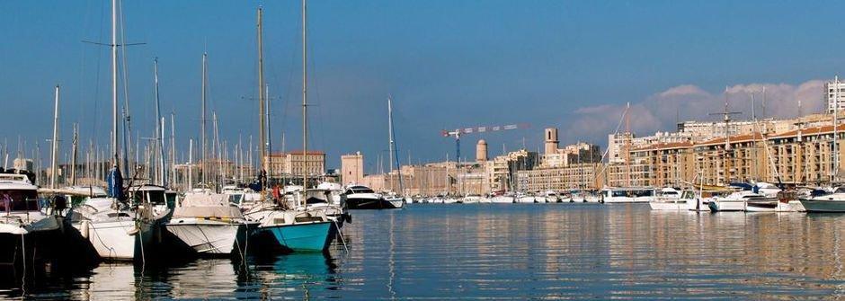 被天使遺棄的罪惡之城 法國馬賽Marseille