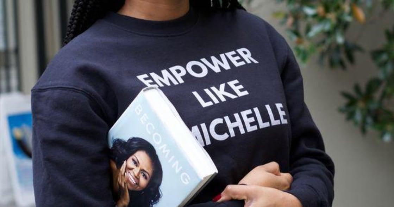 蜜雪兒.歐巴馬《 Becoming 》:成為自己的那條路,你需要長出力量