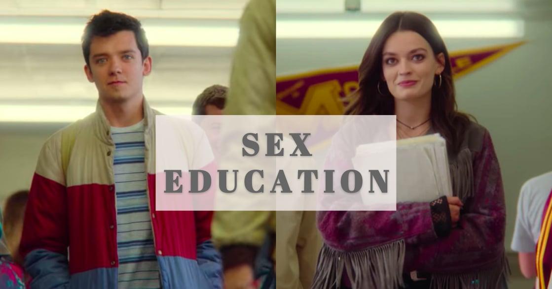 「性愛的重點是感覺,不是完美」青春喜劇《性愛自修室》教我們的五件事