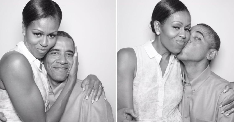 歐巴馬與蜜雪兒的婚姻之道:你並非最完美,但和你在一起,我成為更好的人
