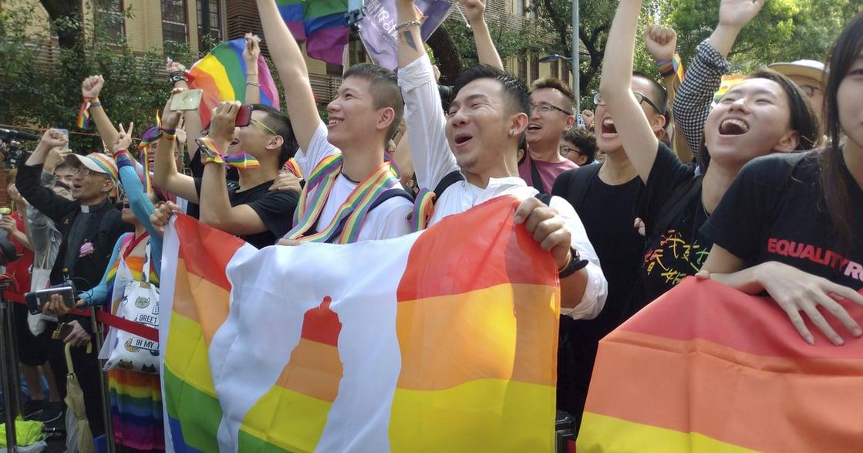台灣同婚專法通過後,或許你該看看太平洋彼岸的狀況