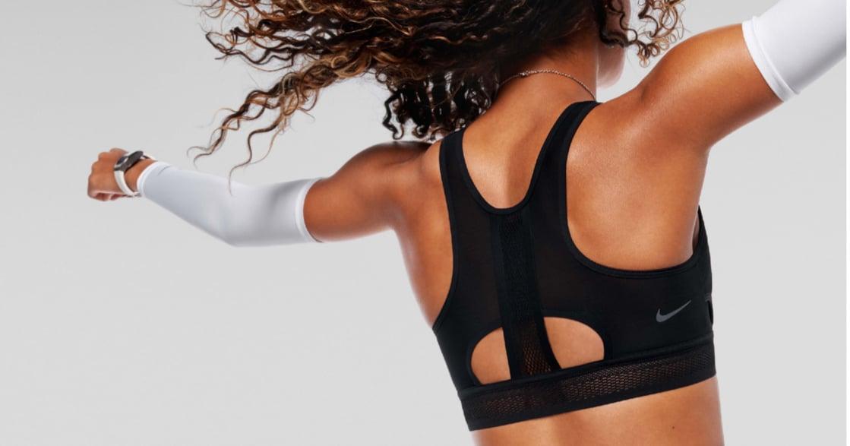 襯墊移位、出汗就濕透?NIKE 一片式襯墊運動內衣解決你的困擾
