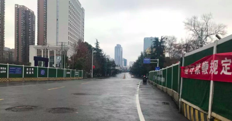 武漢封城真實情況:「被封鎖的不只是城市,還有人們的聲音」