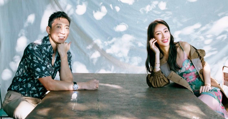 專訪隋棠夫婦:要婚姻幸福,就要刻意營造兩人時間