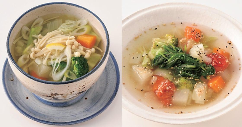 給外食族的淨空腸胃提案!三分鐘食譜:排毒淨化減脂湯