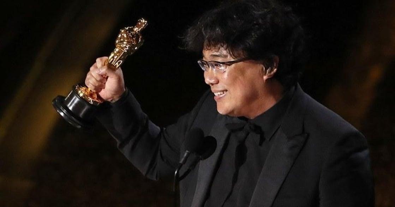 《寄生上流》奪下最佳國際電影 導演奉俊昊:「對南韓來說真的意義非凡」