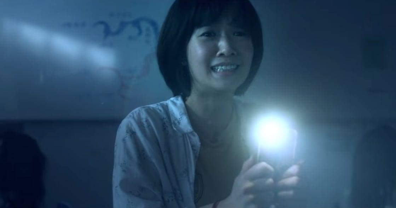 不敢看鬼片卻在鬼月拍鬼片 嚴正嵐在《女鬼橋》飾演通靈少女