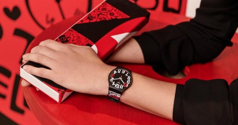 Swatch club 30周年紀念錶!購買年度紀念錶即可成為尊尚會員