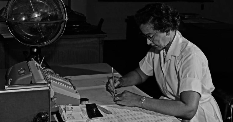 她是關鍵少數、曾被隱藏的人物:NASA 數學家凱薩琳.強森逝世