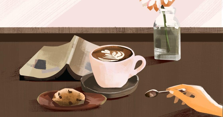 【吃與愛】咖啡上癮的日子,只不過是在為自己療傷