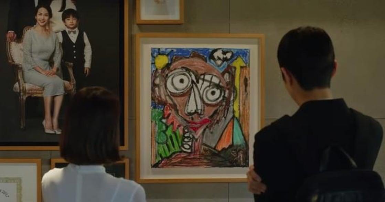 看一幅畫就能了解一個人?《寄生上流》裡錯誤的「藝術治療」