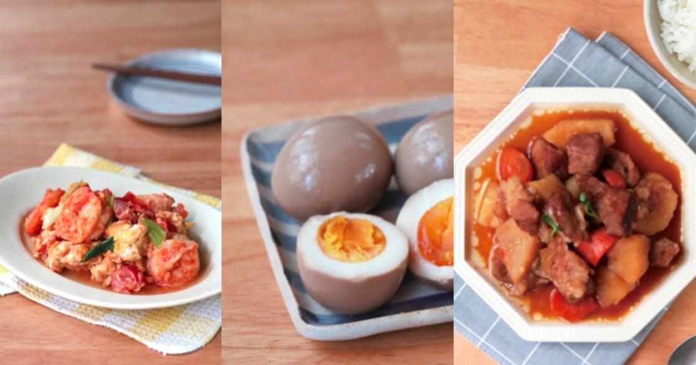 「端上桌會讓人驚艷」家常菜食譜:馬鈴薯燉肉、溏心蛋