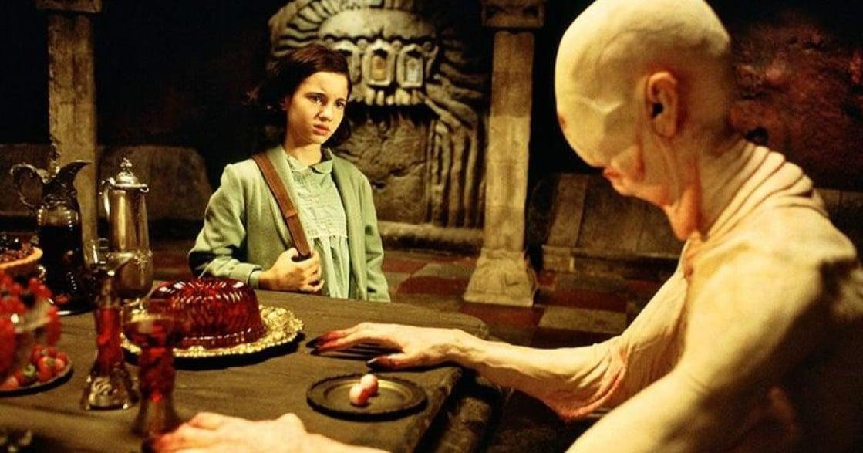 《水底情深》導演的經典黑色童話重新上映!《羊男的迷宮》:痛苦的時候,幻想便是寄託