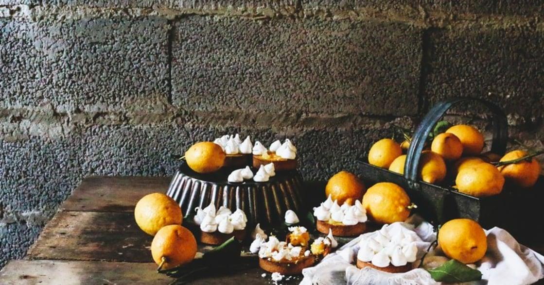 法國老奶奶的道地食譜:在家做香蕉核桃蛋糕、檸檬塔