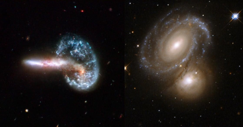 「宇宙中,每人都有一席之地」NASA 公開星象照:你生日那天,天空長什麼樣子?