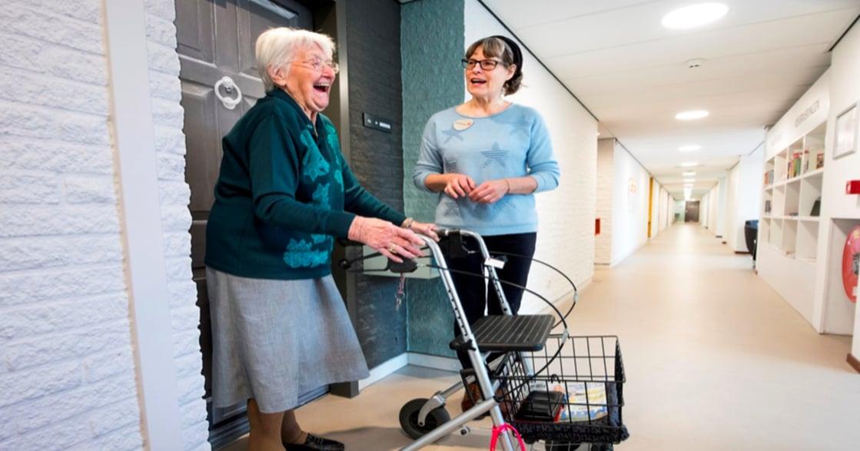 「老了我想住在圖書館」夢幻的人生下半場:荷蘭高齡住宅長這樣