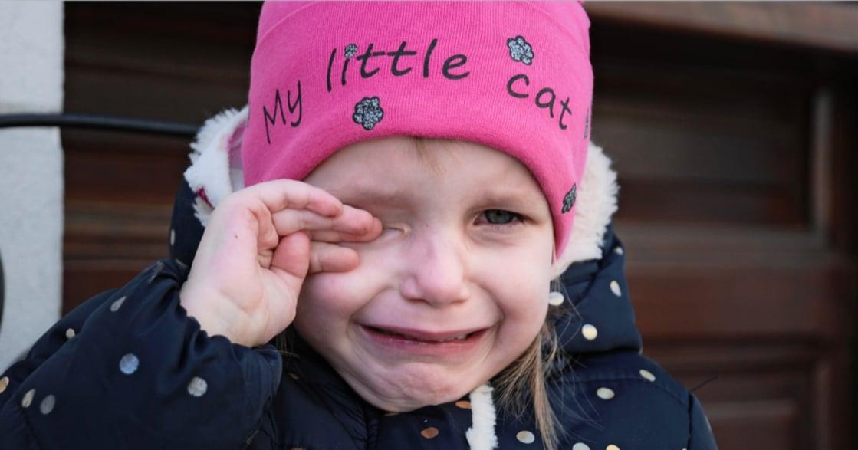 「你前腳一走,孩子後腳就大哭」如何減緩孩子分離焦慮?