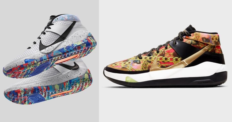 把你想像中的動作化為現實!「Nike Zoom KD13」讓你在球場展放光彩