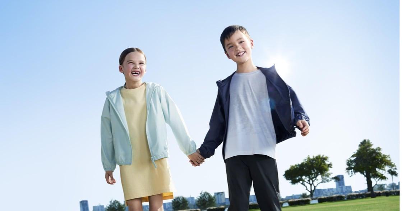 速乾、百搭、耐洗穿!UNIQLO 推出質感親子服裝系列