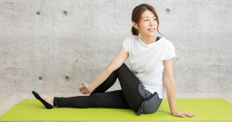 居家運動指南 六個簡易的暖身動作,降低受傷風險