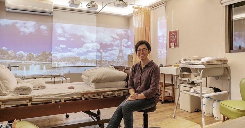 專訪醫師陳鈺萍:我想讓每個母親,都能選擇自己要的生育方式