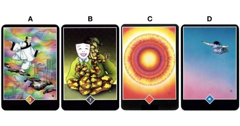 為你抽牌|世界不斷變動,我們該如何找到內在安定?