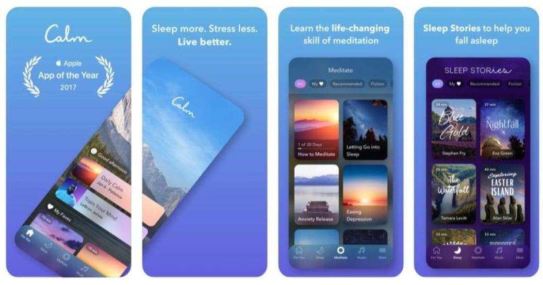 在家待久了好煩悶!四款情緒紓壓 App,不出門也能轉換心情