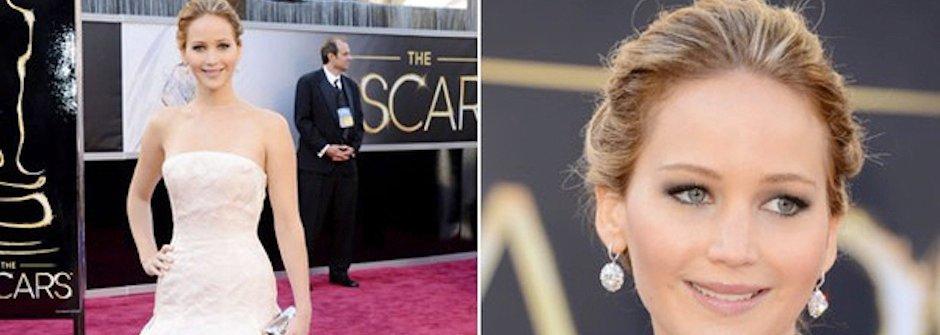 低調的奢華 2013 奧斯卡女星紅毯珠寶 LOOK
