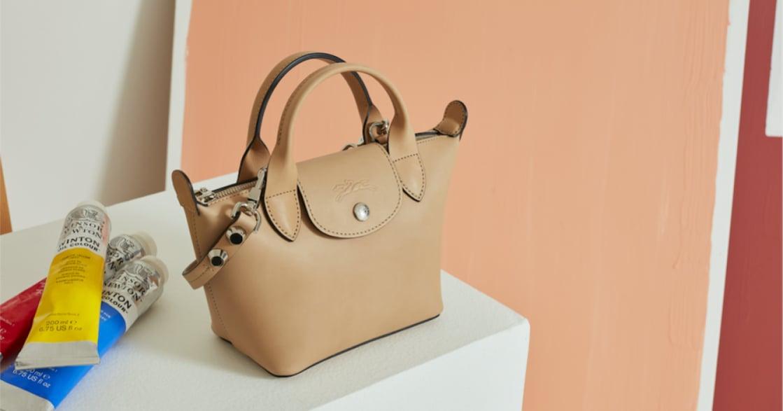 媽媽的時尚,「包」在 Longchamp 身上