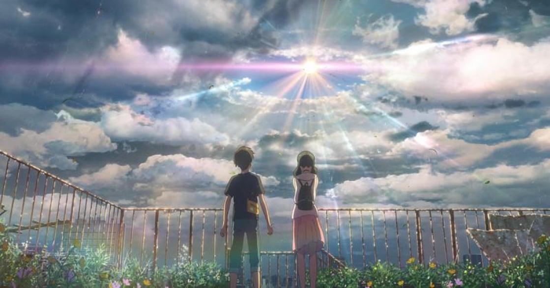 讓我們再一次迎接雨後的陽光 《天氣之子》IMAX 重新上映