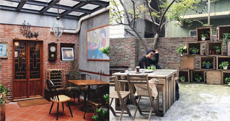 逃離都市的最短路徑:台北十家療癒戶外景觀咖啡廳