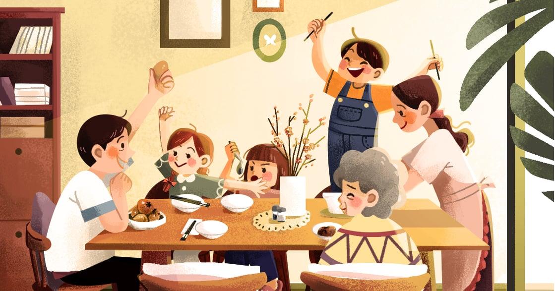 【春天餐桌故事】烹煮一鍋茶葉蛋,寂寞的他才明白幸福一直都在