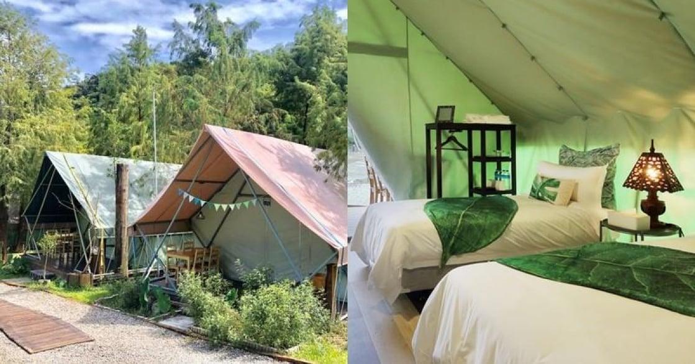 臨海、星空帳、露天電影院!台灣 8 個絕美懶人露營地點提案