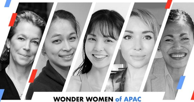 「亞太創業女超人」直播活動:她們經歷了什麼樣的人生?