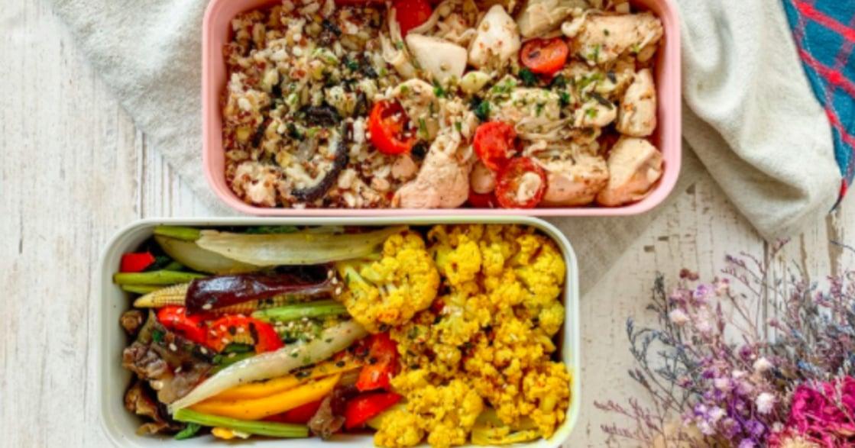 健身女孩食譜公開:蒜香豆包雞腿、番茄菇菇雞