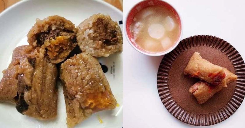 粽子的季節!南門市場最紅「立家湖州粽」,30 種都是經典